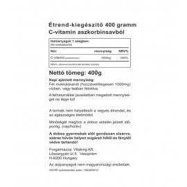 Aszkorbinsav Por (400g)