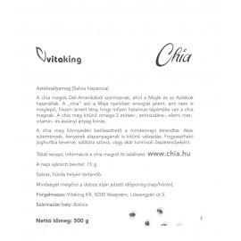 Chia 500g – Azték zsálya