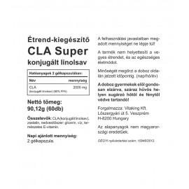 CLA Super – Konjugált Linolsav