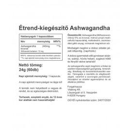 Ashwagandha Kivonat 240mg