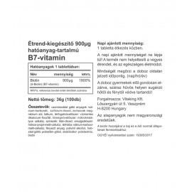 B-7 Vitamin – Biotin
