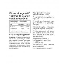 C-Vitamin 1000mg (100 Tabletta)
