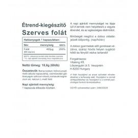 Vitaking Folát 400µg (60 Kapszula)