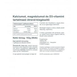 CalMag Citrát + D3-Vitamin