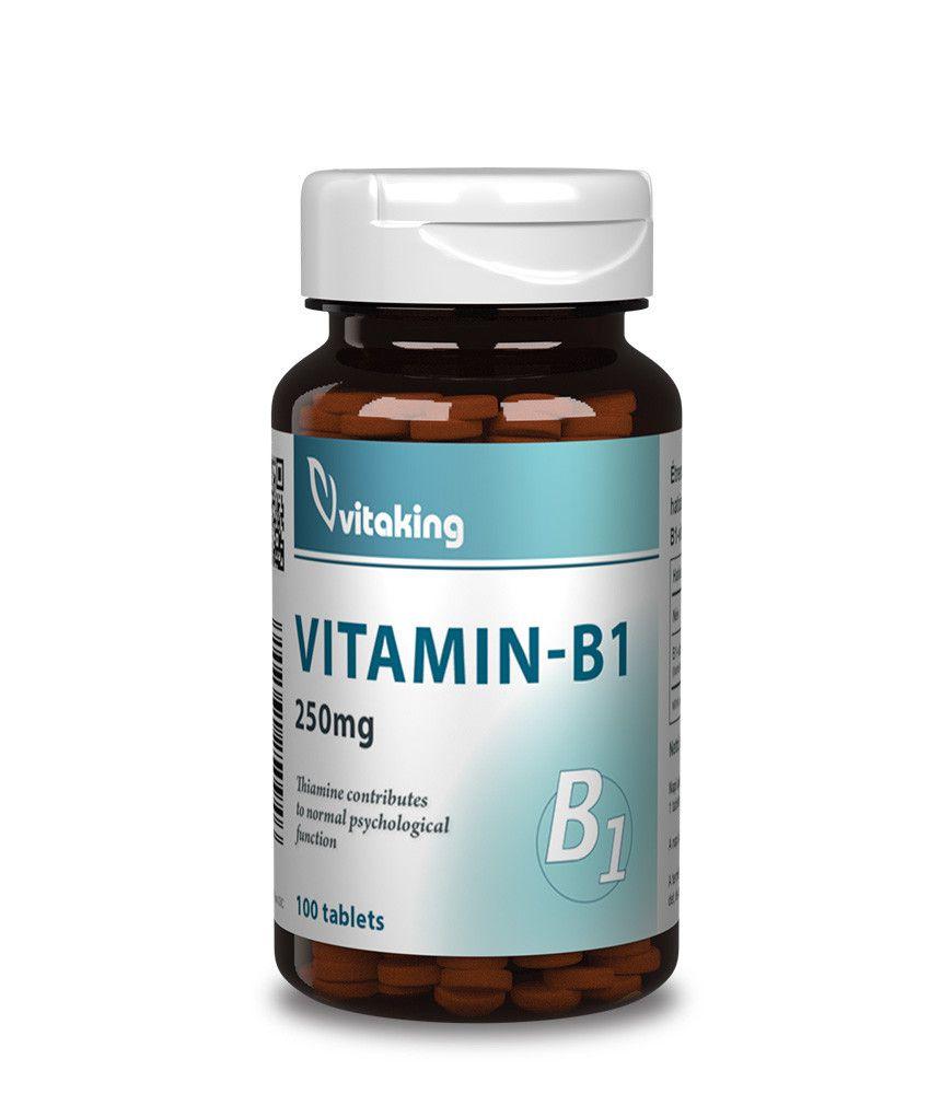 B-1 Vitamin 250mg – Tiamin