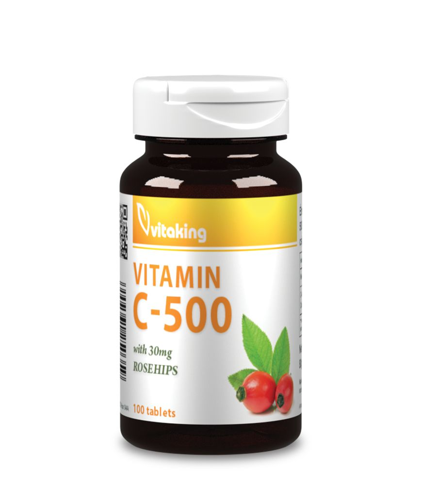 C-Vitamin 500mg (100)