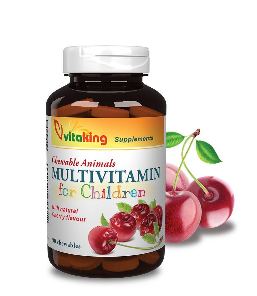 Meggyes Gyerek Multivitamin