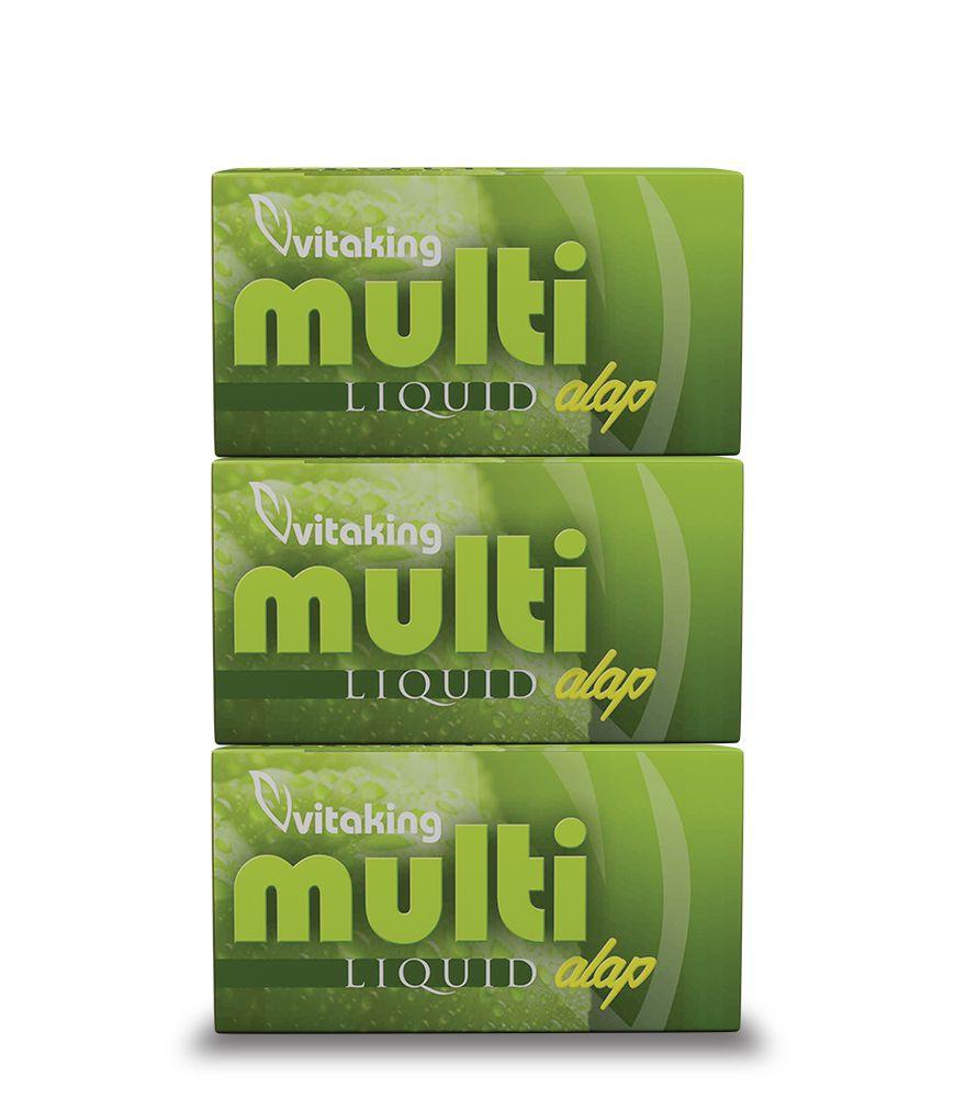 Multi Liquid Alap Multivitamin (180)
