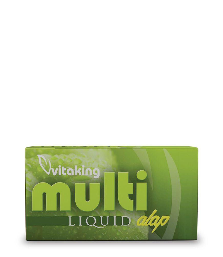 Multi Liquid Alap Multivitamin (30)
