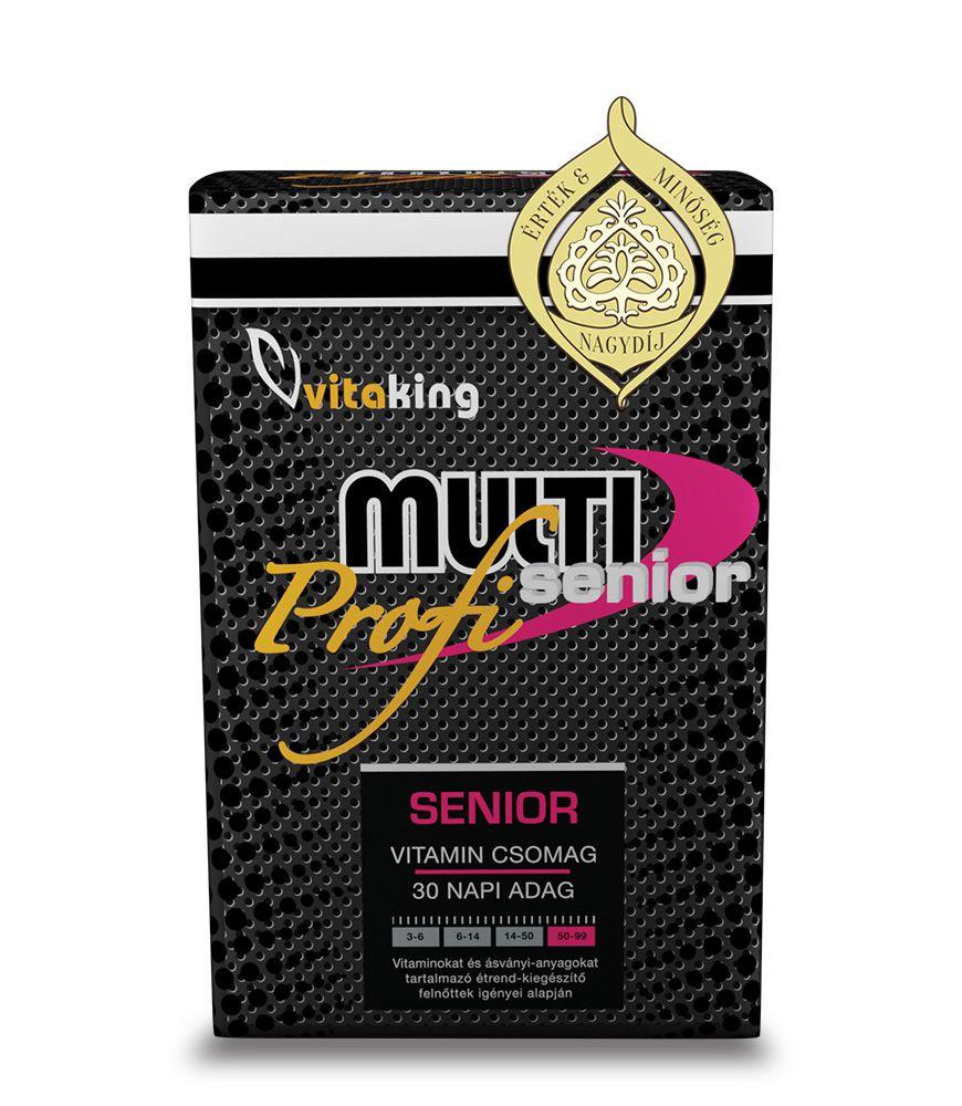 Multi Senior Profi Vitamincsomag
